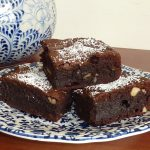 Brownies – Money can't buy love …. but chocolate might!!