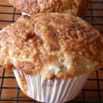 Rhubarb Muffins – Treasured plants and people!