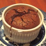 Chocolate 101 – Molten Chocolate Puddings