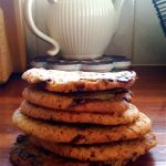 Chocolate Malt Cookies and Modern milk – a complex decision!