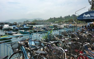 Transport central, Cheung Chau