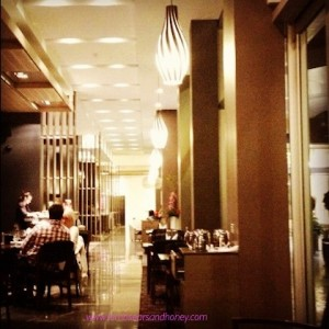 Red Salt Restaurant, Crowne Plaza Adelaide