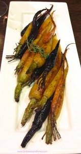 Redsalt Restaurant, Crowne Plaza Hotel Adelaide, heirloom carrots