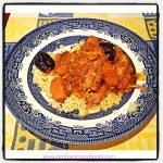A Little Moroccan Magic – Chicken Tagine