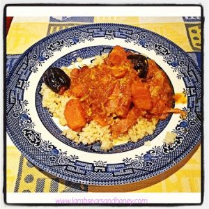 figs lamb tagine moroccan lamb tagine with sweet honey figs global