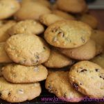 Coconut, Cranberry & Choc Chip Cookies using Coconut Oil