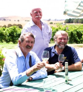 Canberra winemakers