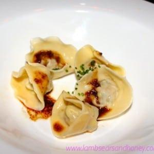 Pork & Prawn Tortellini