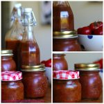Tomatoes and me – Spicy Tomato Chutney & A Quiet Easter Break