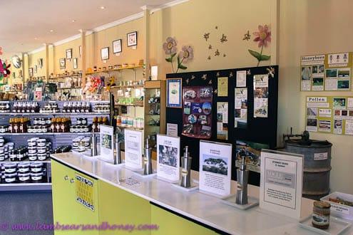 Kangaroo Island bees Island Beehive store