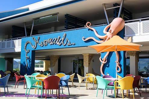 Restaurant, Daydream Island