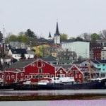 Lunenburg, Nova Scotia – a UNESCO Heritage Site