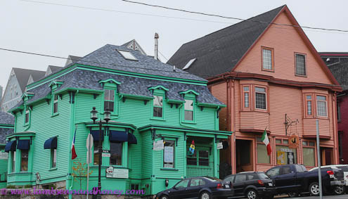 Buildings, Lunenburg