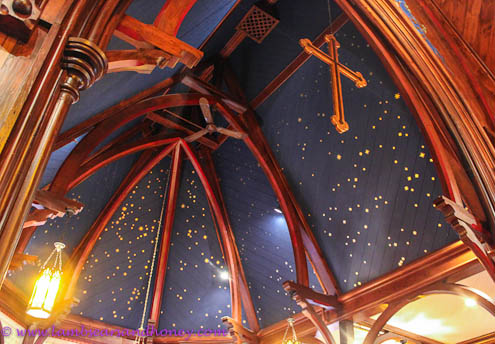 Ceiling, St. John's Lunenburg