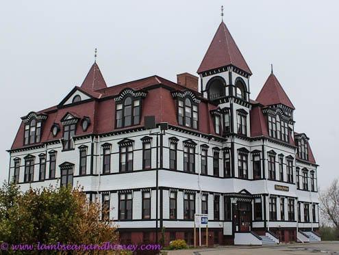 Old school, Lunenburg