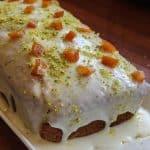 Cake Time! Pistachio Orange Blossom Cake