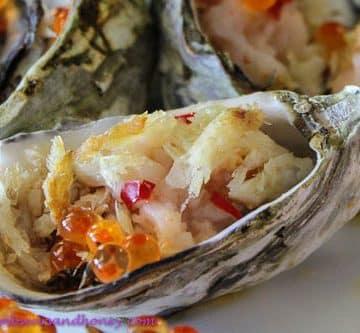 Kangaroo Island Source, oysters