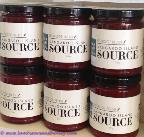 Kangaroo Island Source condiments