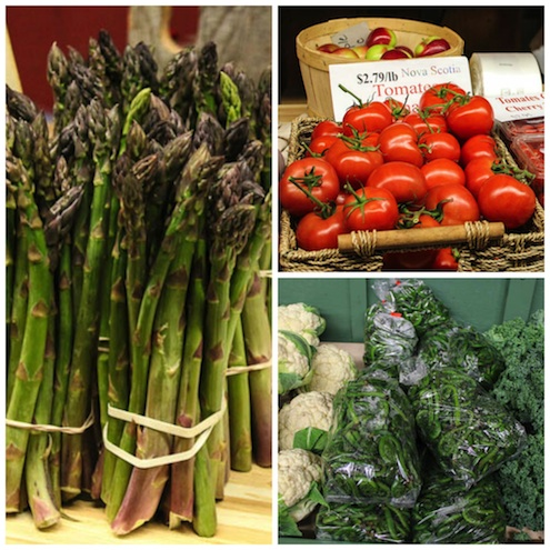 Moncton Market fresh produce 1