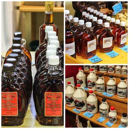 Moncton Market maple syrup 1