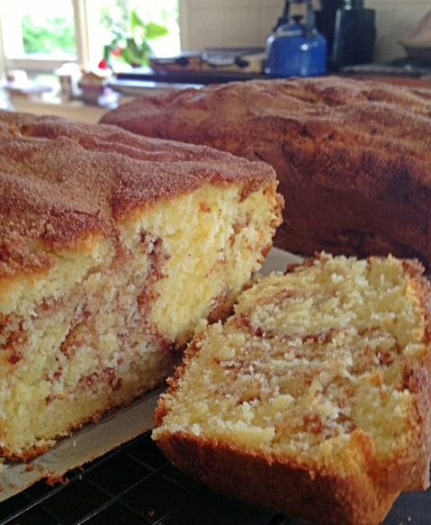 Fabulously Fast Cinnamon Cake A Recipe Lambs Ears And Honey A