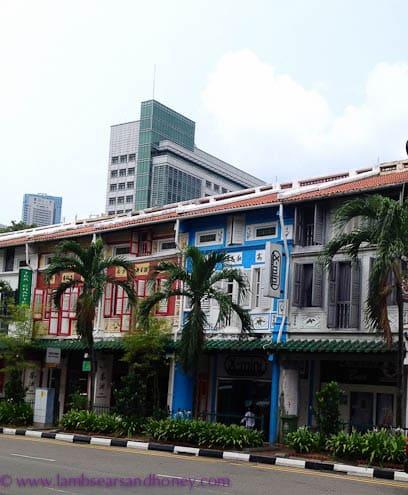 Tea Chapter, Singapore