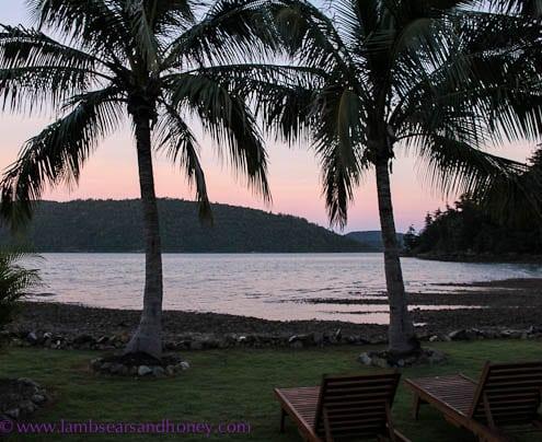 Sunrise, Paradise Bay
