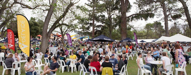 Adelaide's 2013 CheeseFest