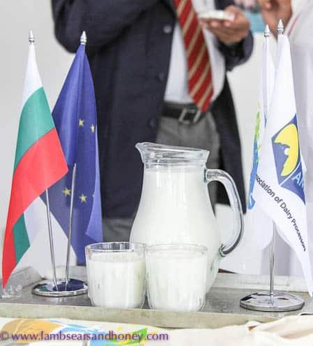 Yoghurt drink, Bulgaria