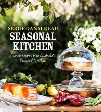 """""""Seasonal Kitchen"""" Serge Dansereau"""