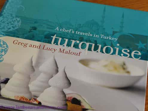 """Greg & Lucy Malouf """"Turquoise"""""""