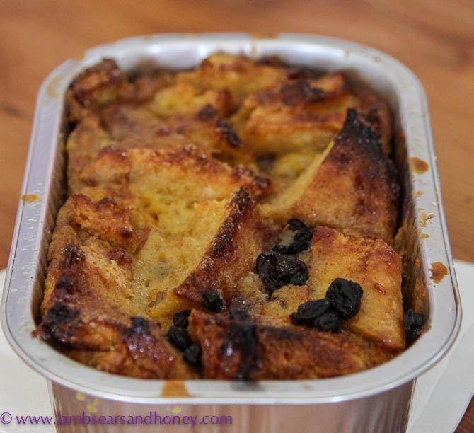 Gorgeous Food - Home Grain Bakery bread pudding