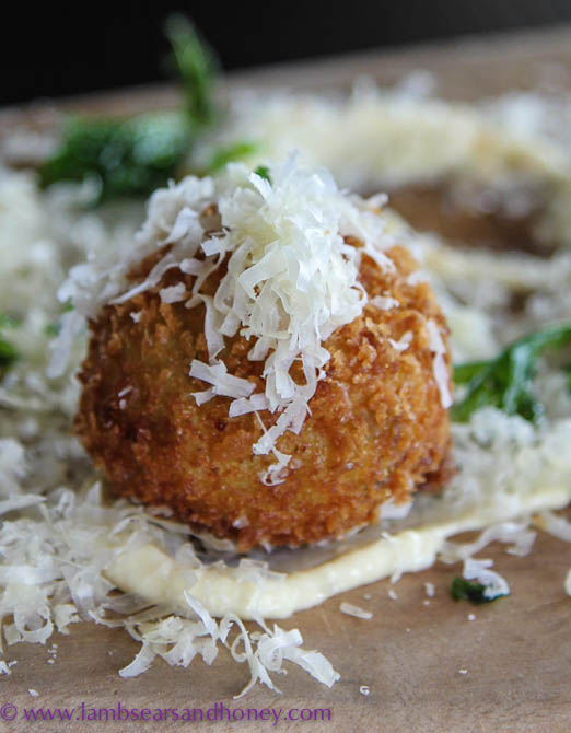 Arancini from The Elbow Room
