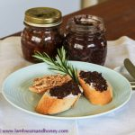 Fig & Olive Tapenade or Sundried Tomato Tapenade – The Perfect Home-Made Christmas Gift