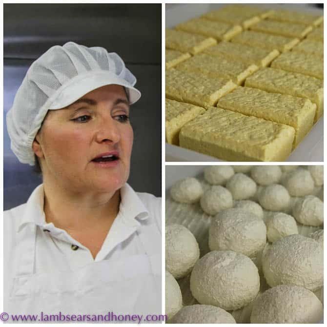 Tamara Newing, Mornington's Boatshed Cheese