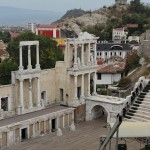 Wish You Were Here Postcards – The Roman Ampitheatre in Plovdiv