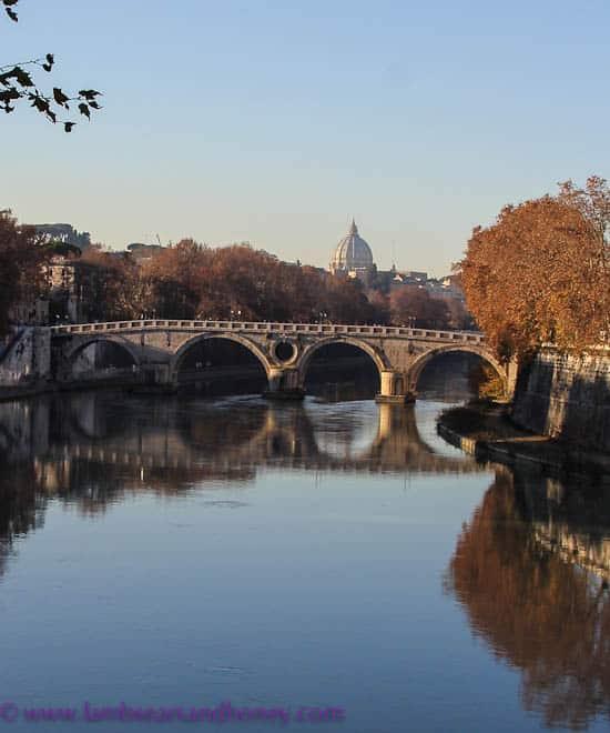 The Tiber, Rome