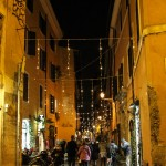 Eating Italy and the Twilight Trastevere food tour