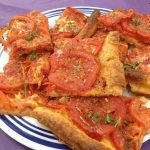 Another Organic Alternative – Tomato Tart