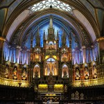 Wish You Were Here Postcards – Notre-Dame Basilica Montreal
