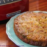The Cake-a-Week – Upsidedown Fig and Ginger Cake