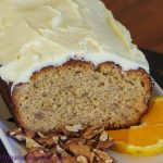 Orange, Honey & Walnut Spice Cake – A-Cake-a-Week