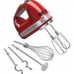 New Competition – Win a KitchenAid Artisan 9 Speed Hand Mixer