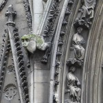Wish You Were Here Postcards – Gargoyles, Notre Dame Cathedral, Paris