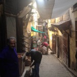 Wish You Were Here Postcards – The Medina of Fes, Morocco