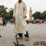 Wish You Were Here Postcards – Jemaa El Fna, Marrakech