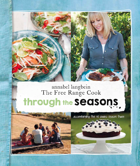 cookbook reviews, Annabel Langbein