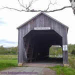 Wish You Were Here Postcards – Sawmill Creek Bridge, New Brunswick