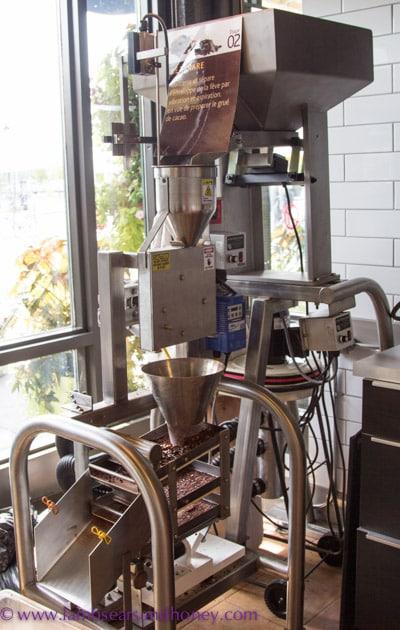 Chocolat Privilège, Monreal