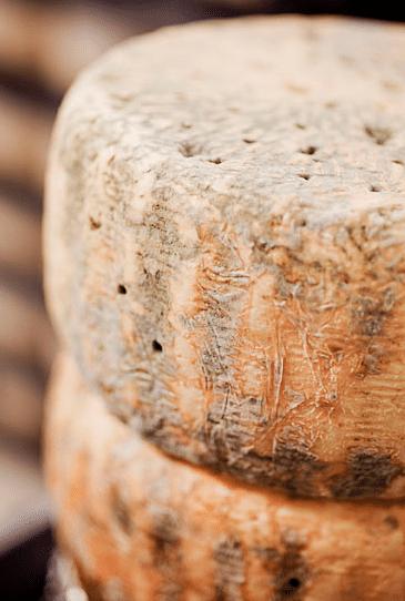 King Saul Raw Blue Cheese